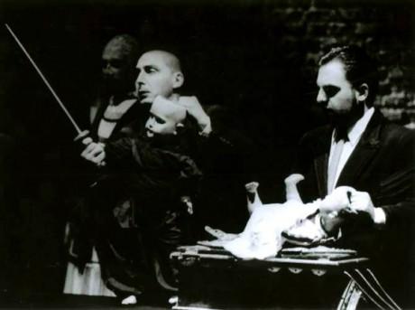 El Periférico de Objetos. 1995. Máquina Hamlet